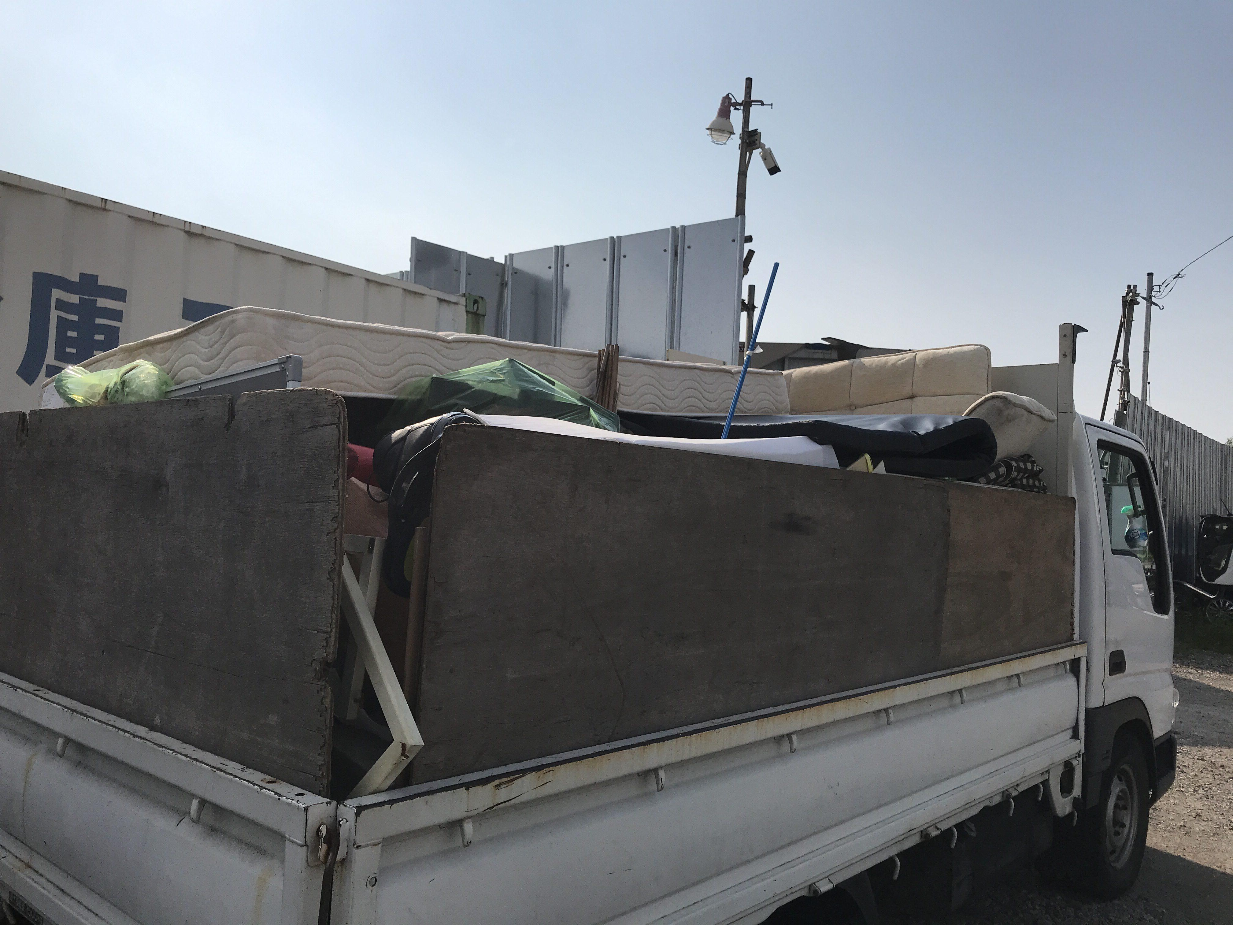 東京都杉並区西荻窪 マンション1室 不用品の処分