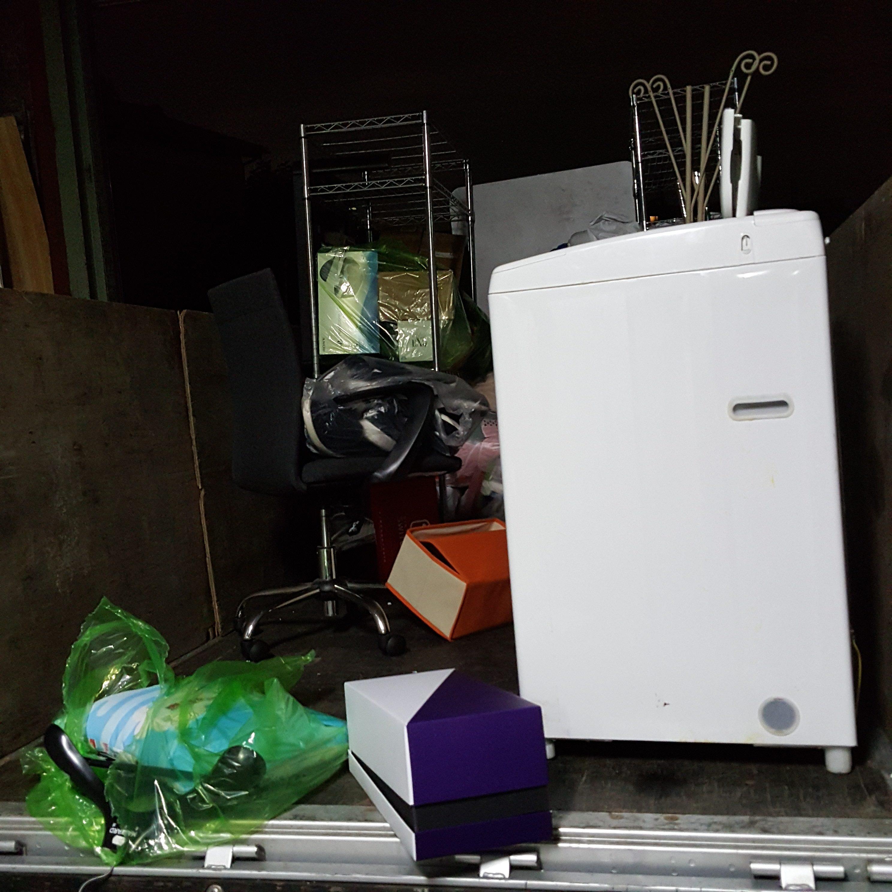 東京都渋谷区 1DKの家電、生活用品などの不要品回収