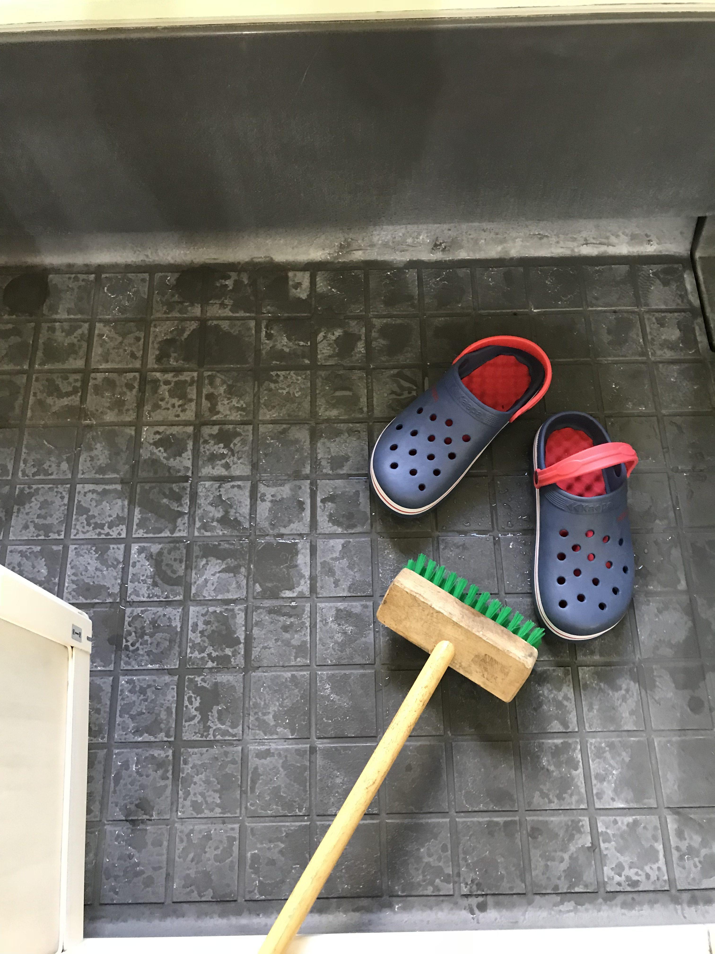 東京都立川市  お風呂掃除