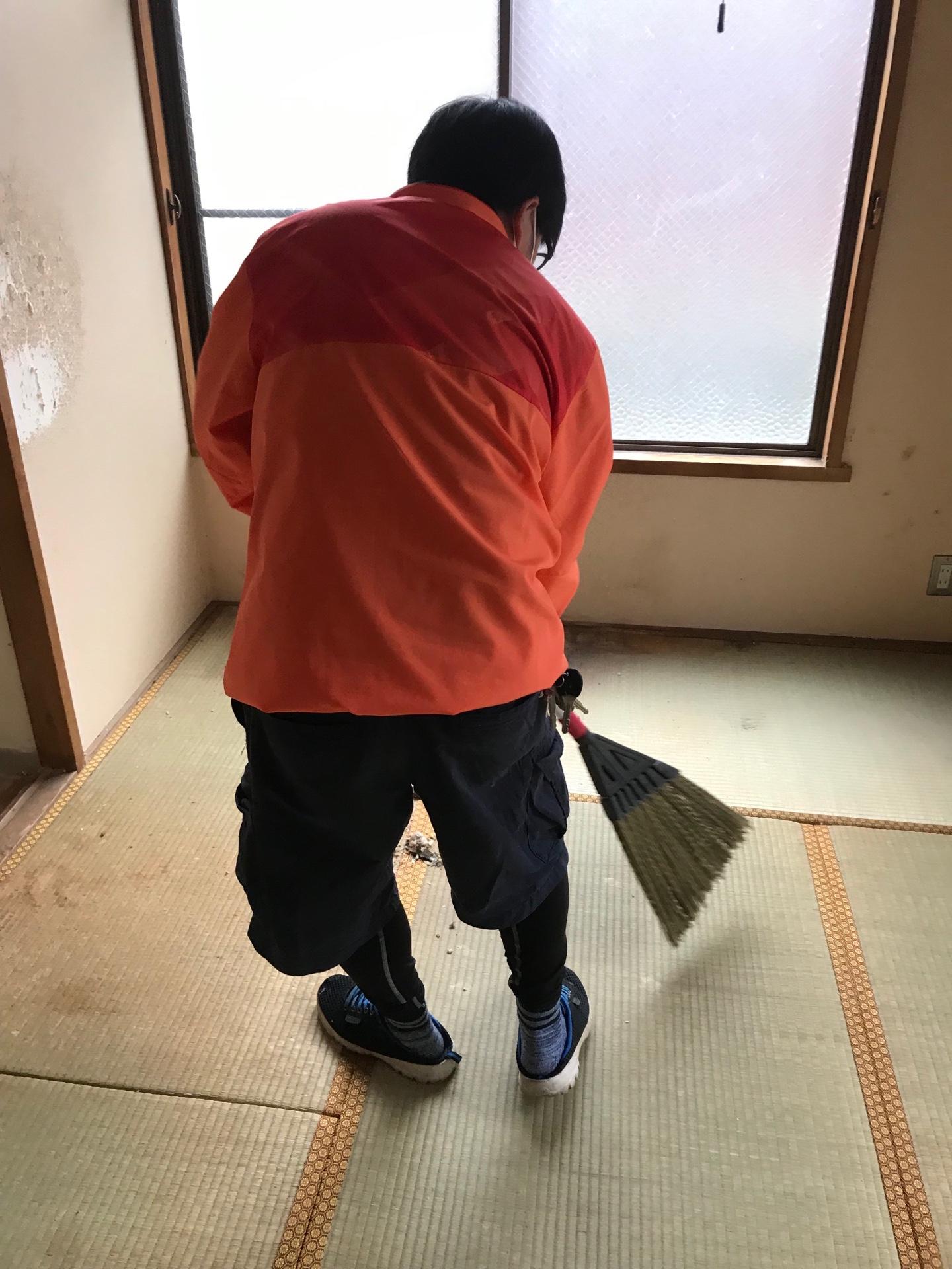 東京都調布市 2DK ごみ屋敷の片付け