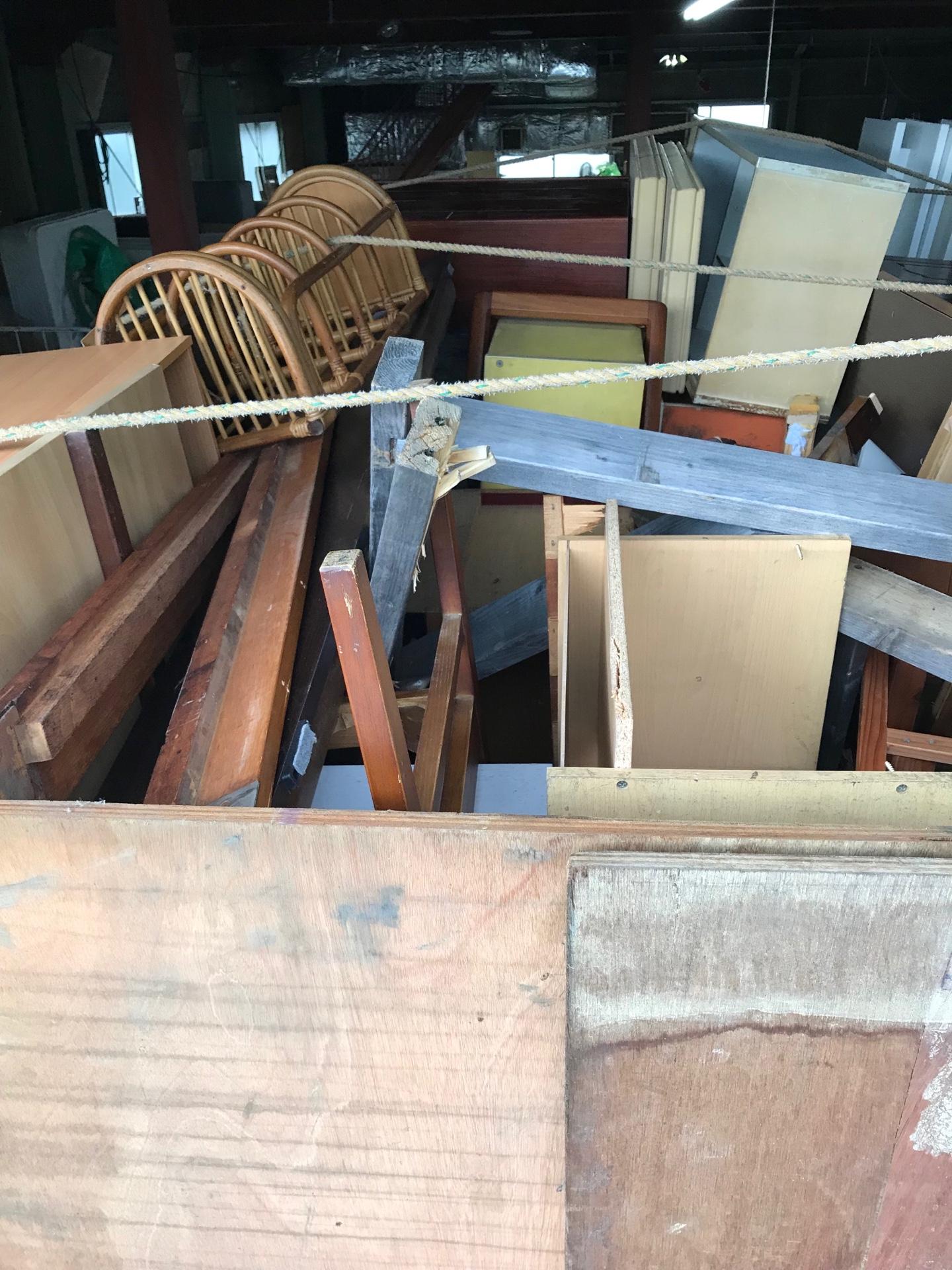東京都三鷹市 家具の不用品回収