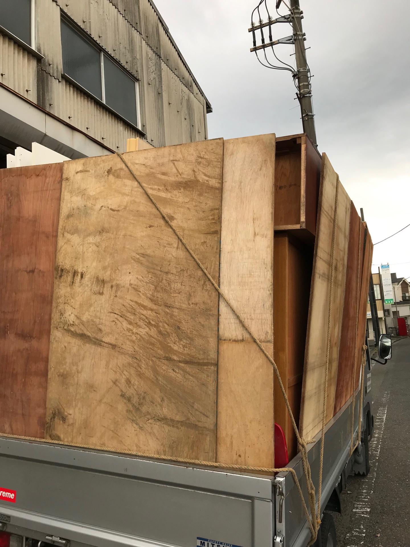 東京都八王子市 家具の不用品回収