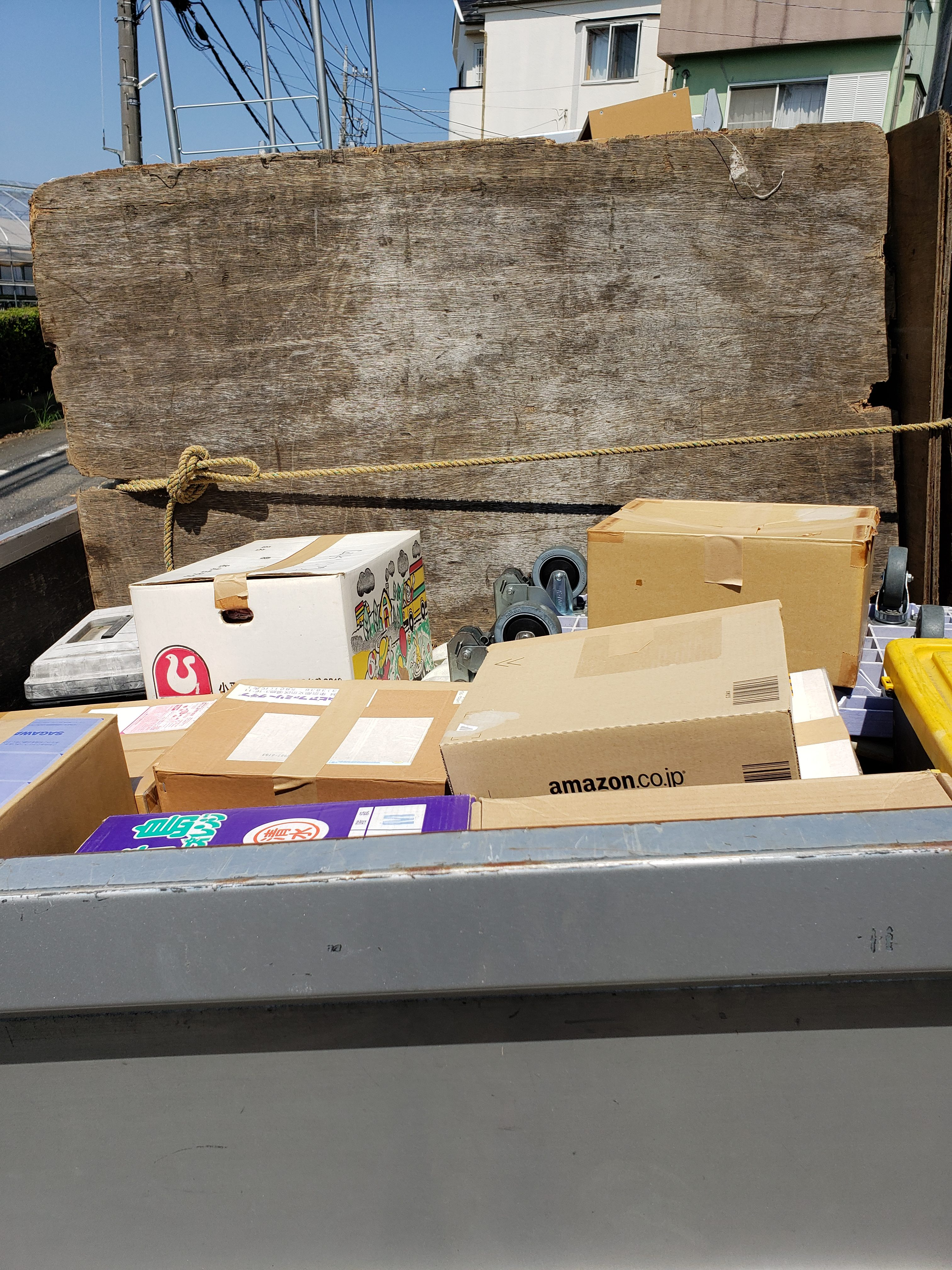 東京都立川市 キッチンの不用品回収