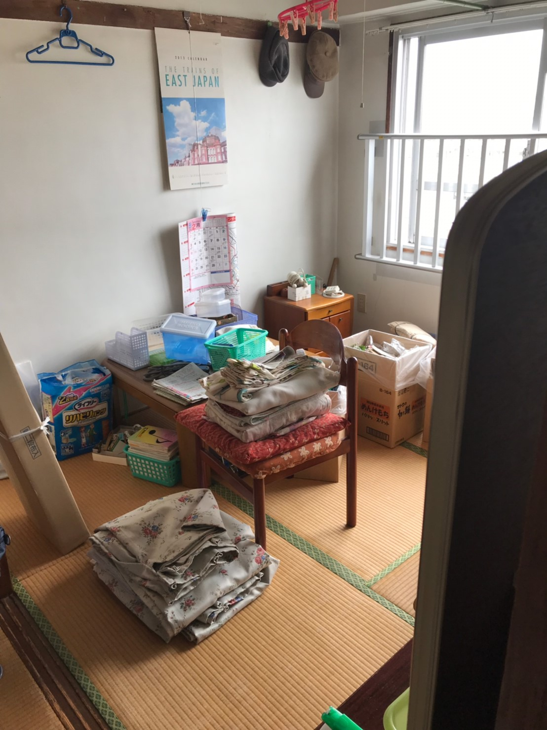 東京都小金井市 2K遺品整理