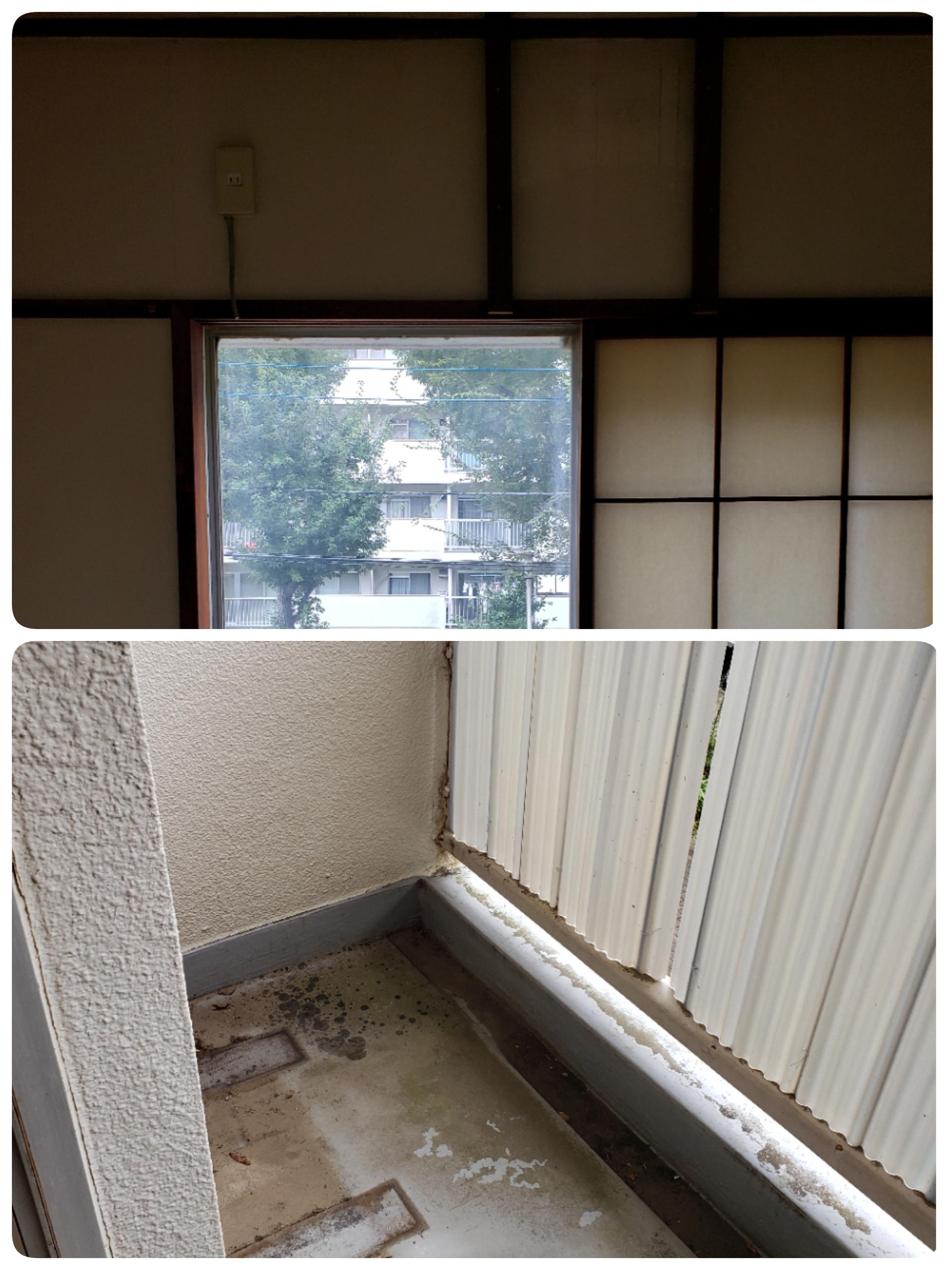 東京都中野区 エアコン取り外しと回収