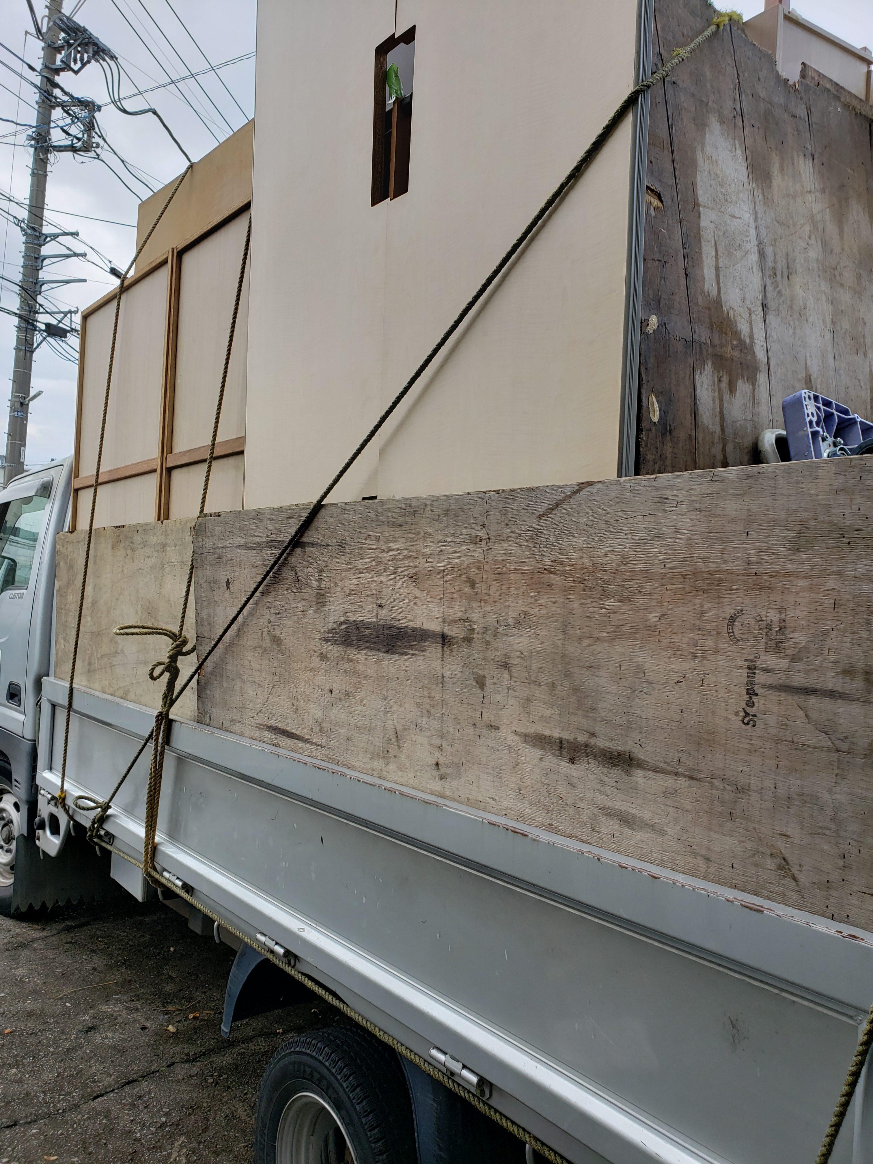 東京都羽村市 風呂釜などの不要品回収