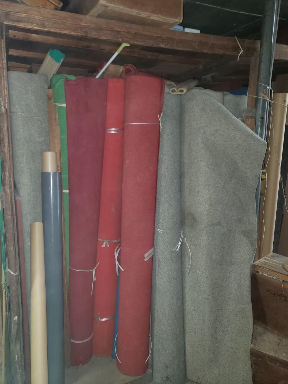東京都八王子市 倉庫内の不用品回収