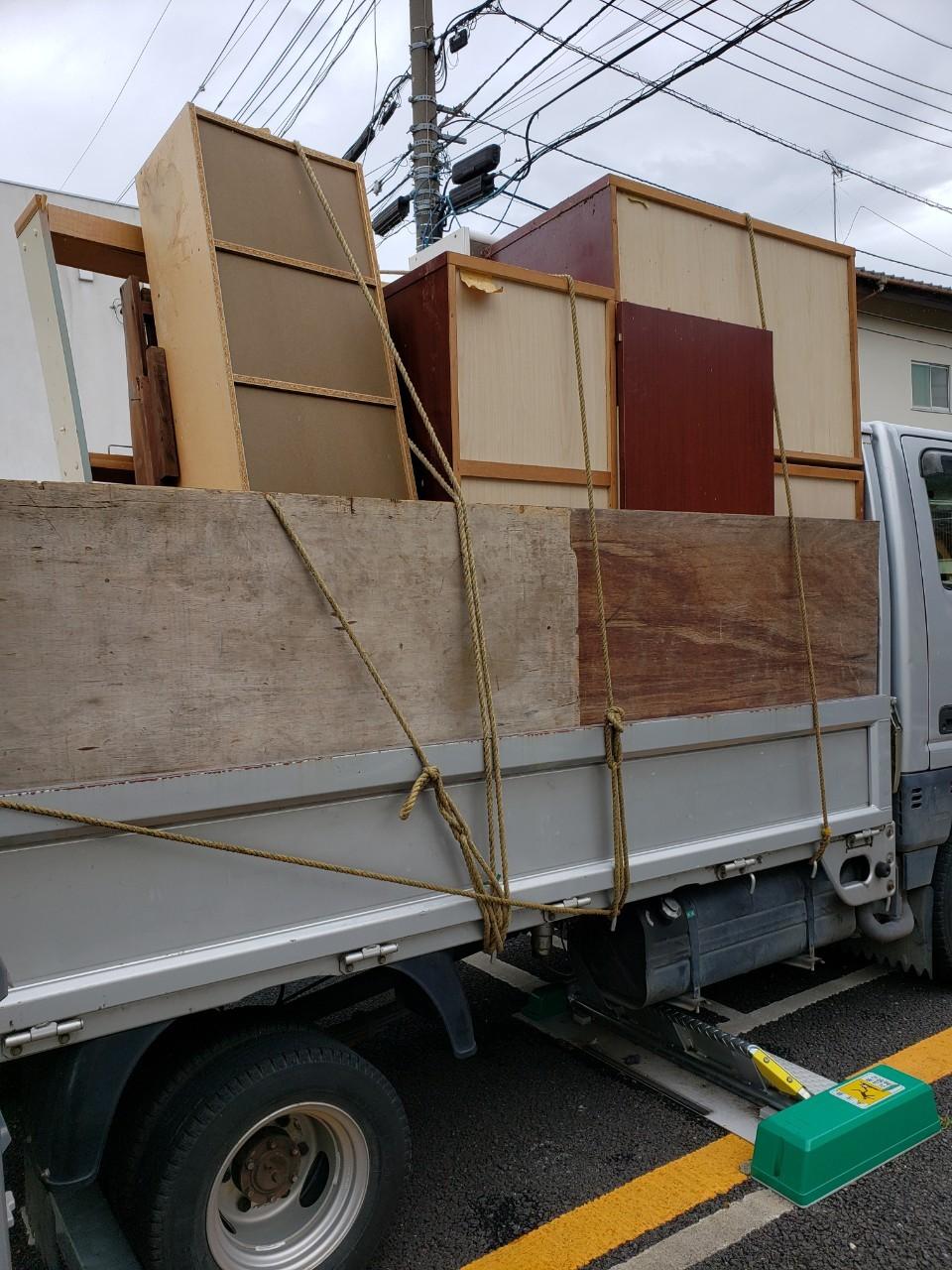 東京都小平市 家具の回収