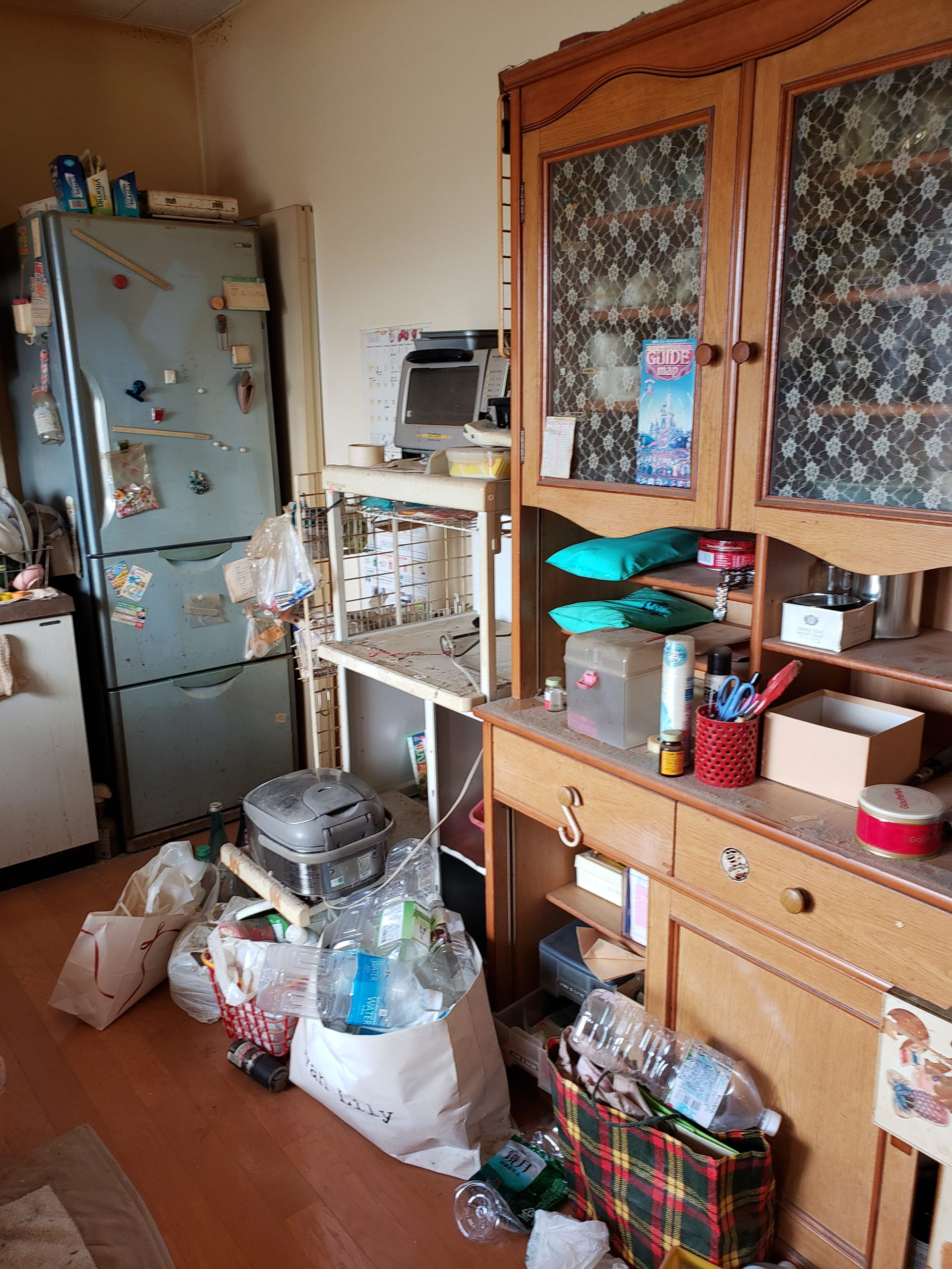 東京都狛江市 不用品回収