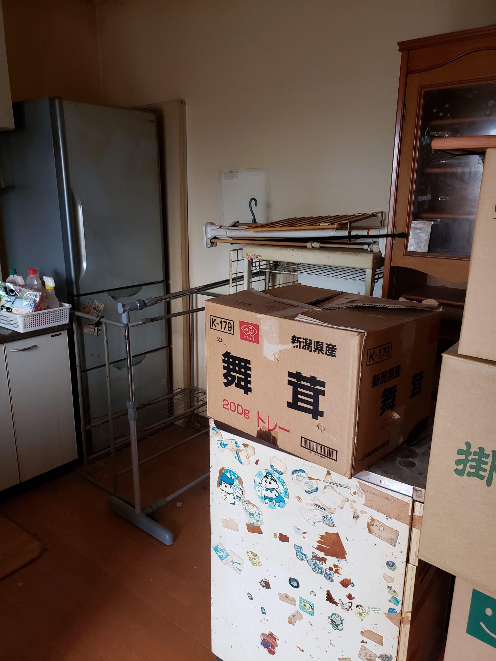 東京都中野区 2DKの不用品回収