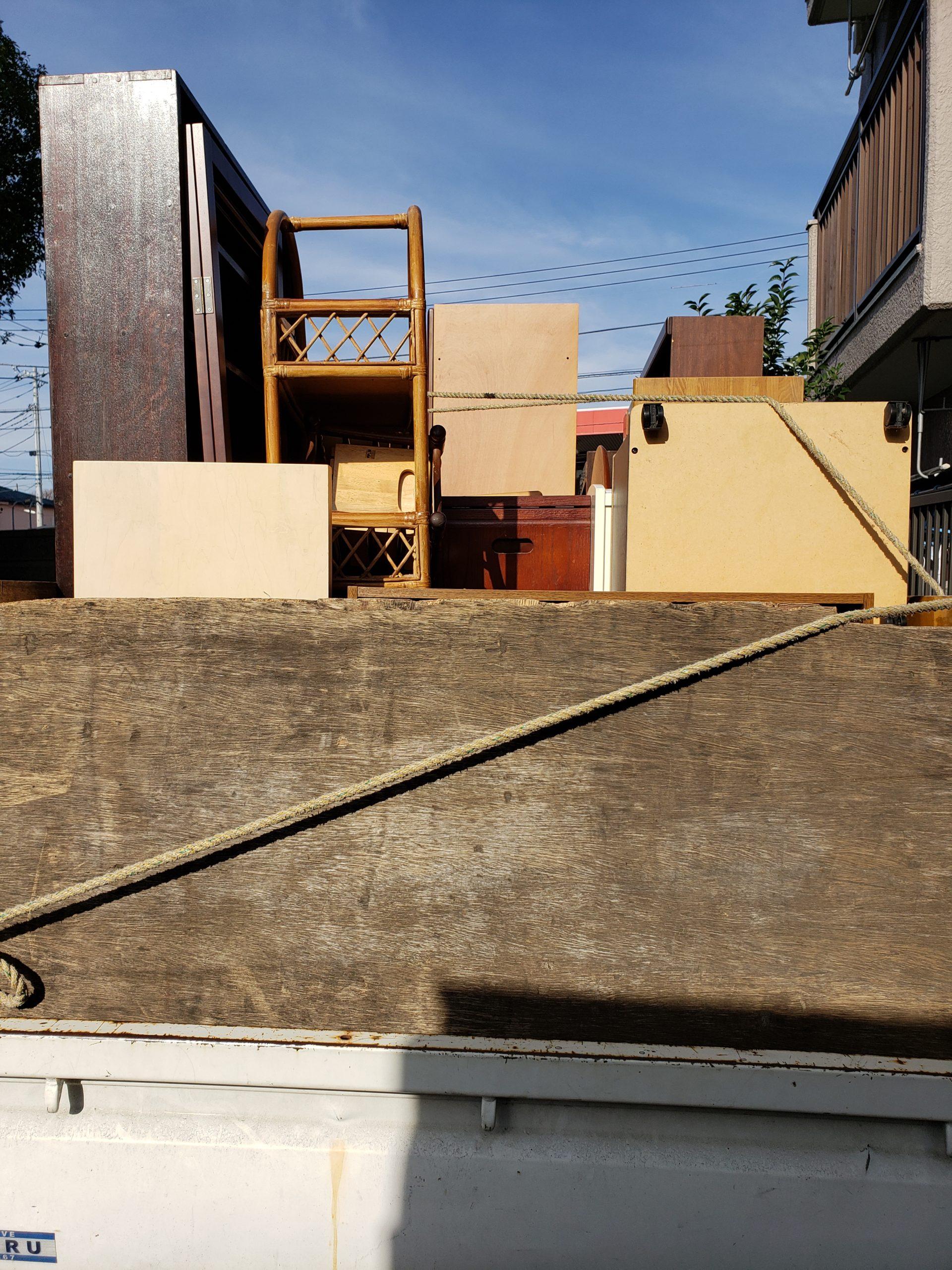 東京都板橋区 家具の不用品回収