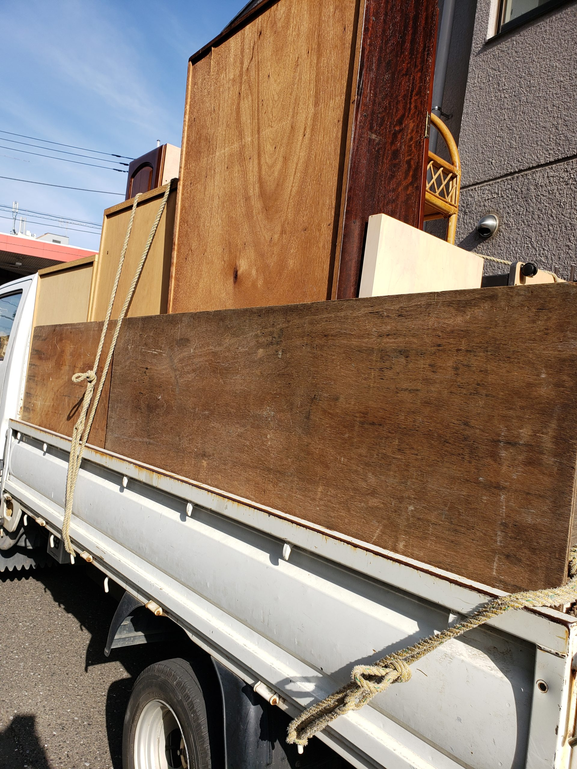 東京都西東京市 家具の不用品回収