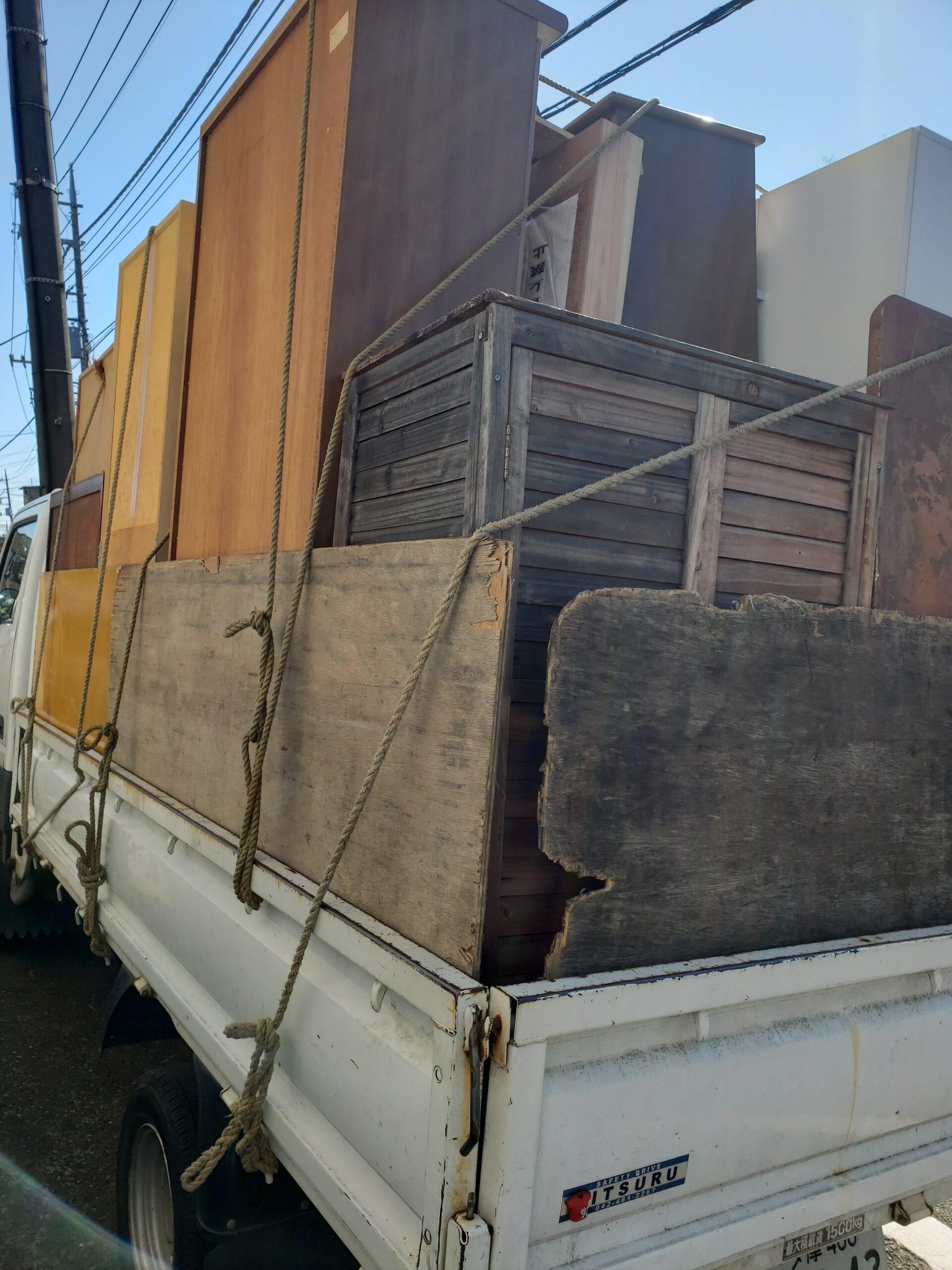 東京都豊島区 家具の不用品回収