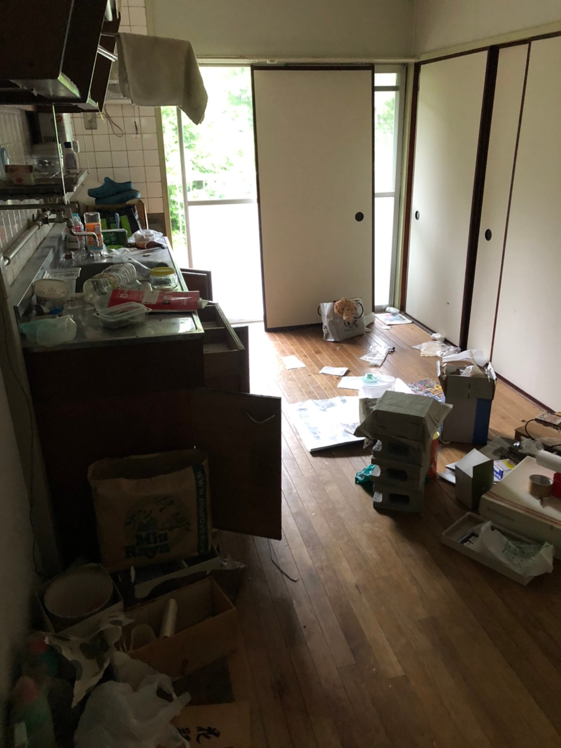東京都調布市 不用品回収