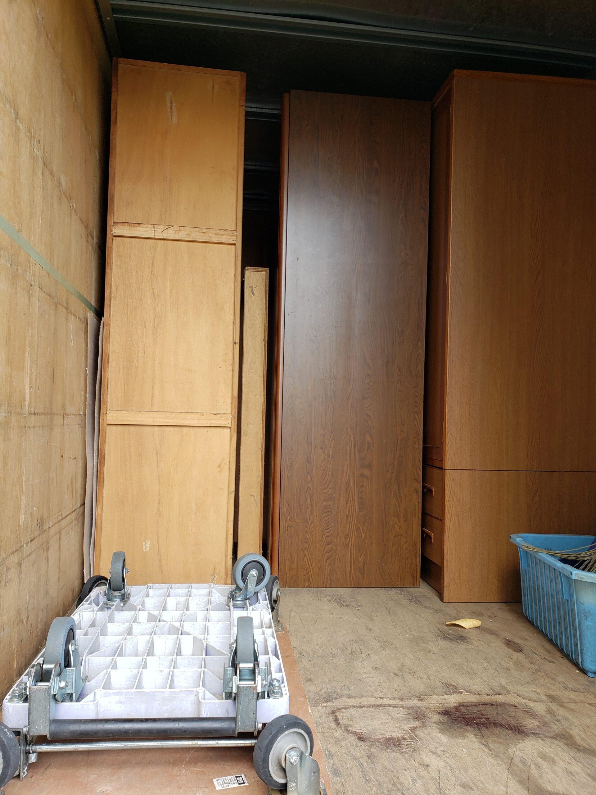 東京都練馬区 家具の不用品回収