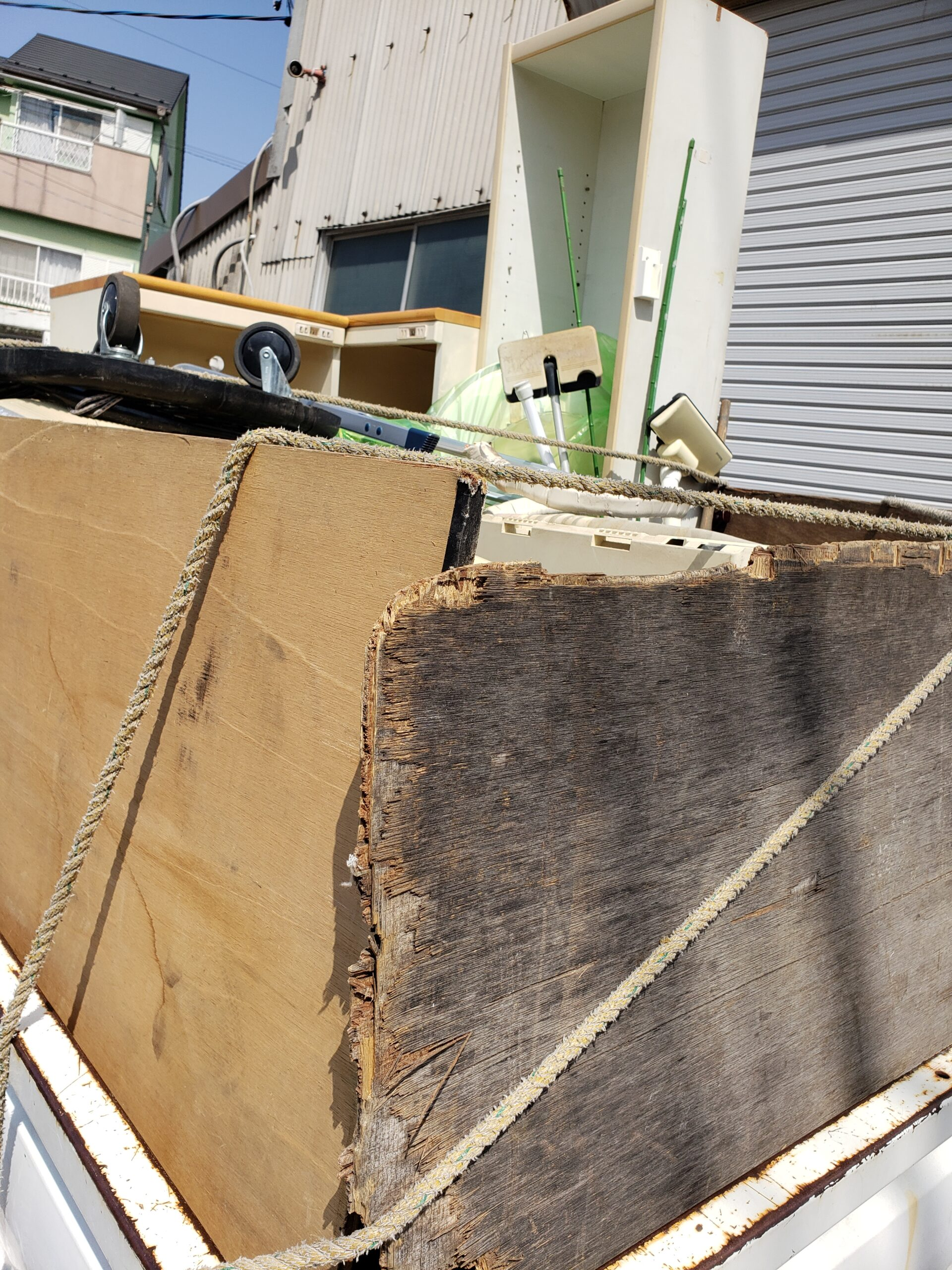 東京都大田区 1DKの不用品回収