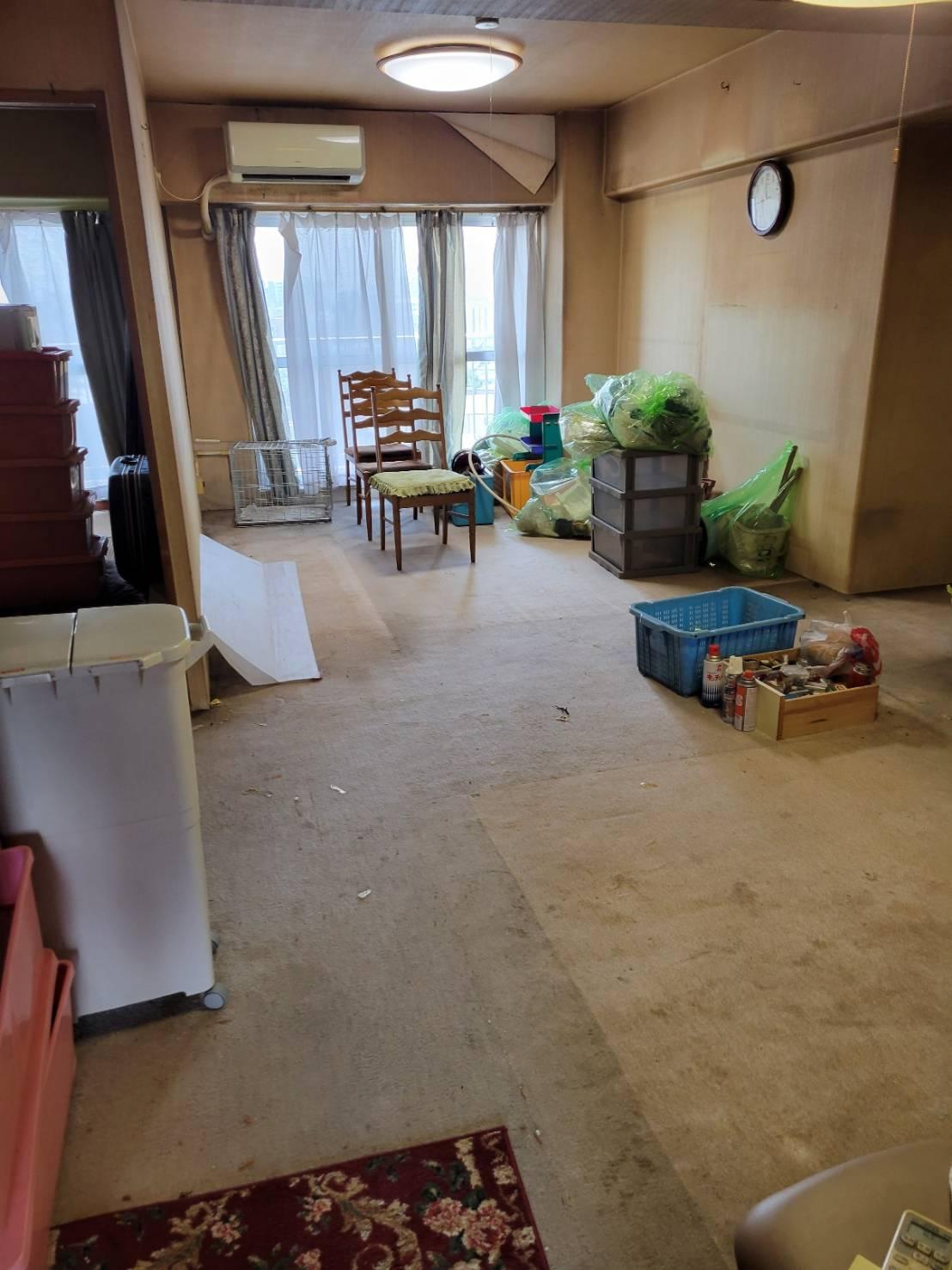 東京都杉並区 不用品回収
